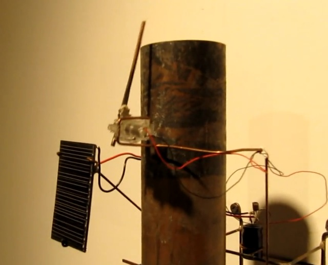 Maker Faire New York: Eerie Sounds of the Solar Symphony