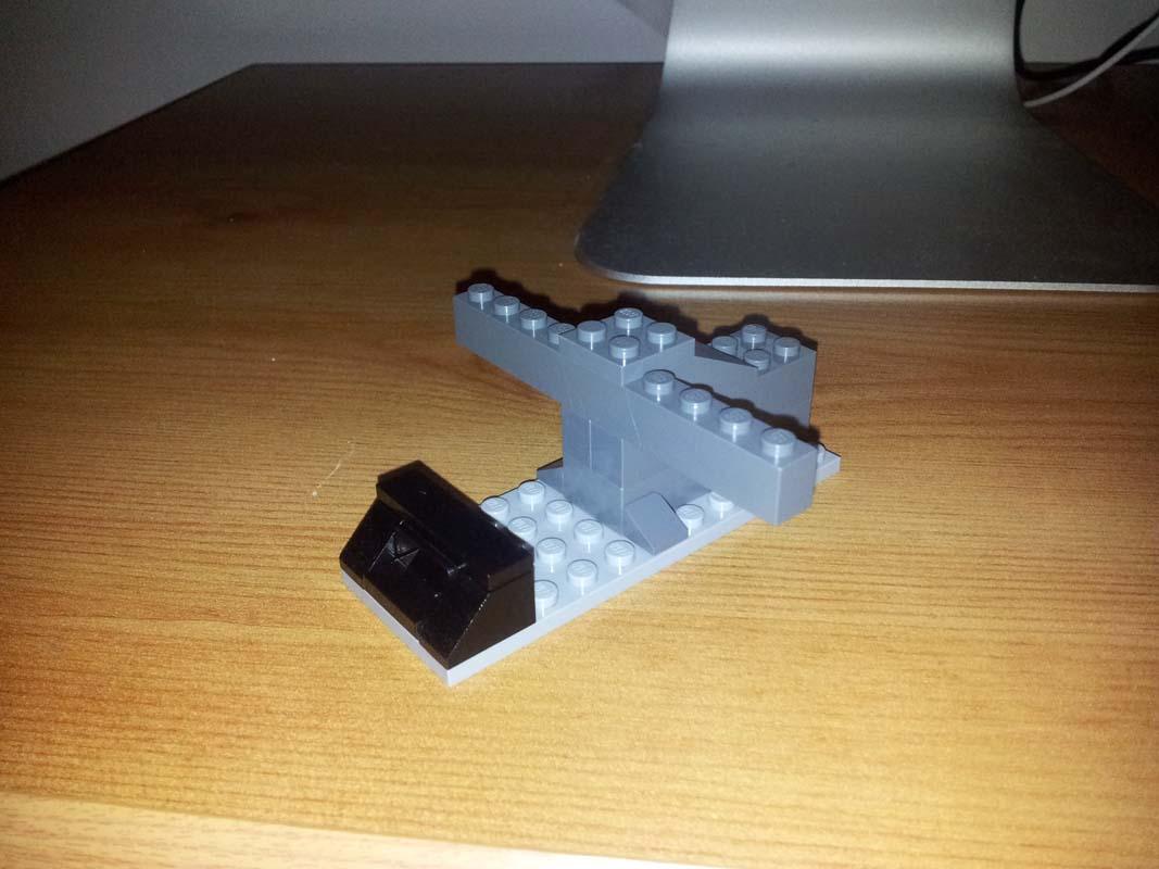 Lego iPad Stand