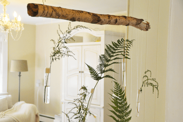 How-To: Hanging Test Tube Vase