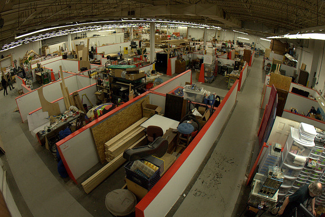Kickstarted: Finding Space (and Making a Makerspace)