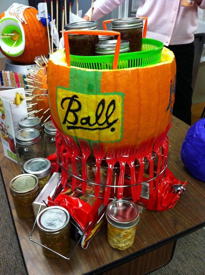 Ball Canning Pumpkin