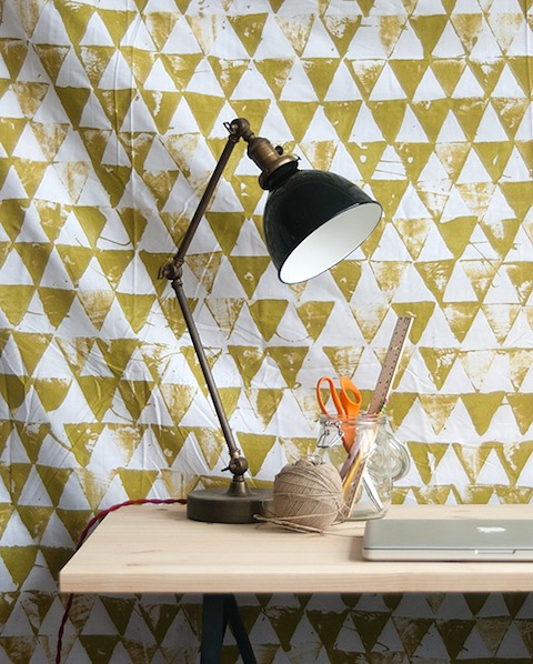 How-To: Geometric Wall Hanging