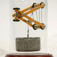 Dan Grayber's Mechanisms are Autonomous Artworks