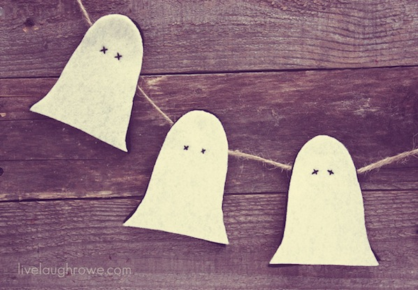 How-To: Ghost Garland