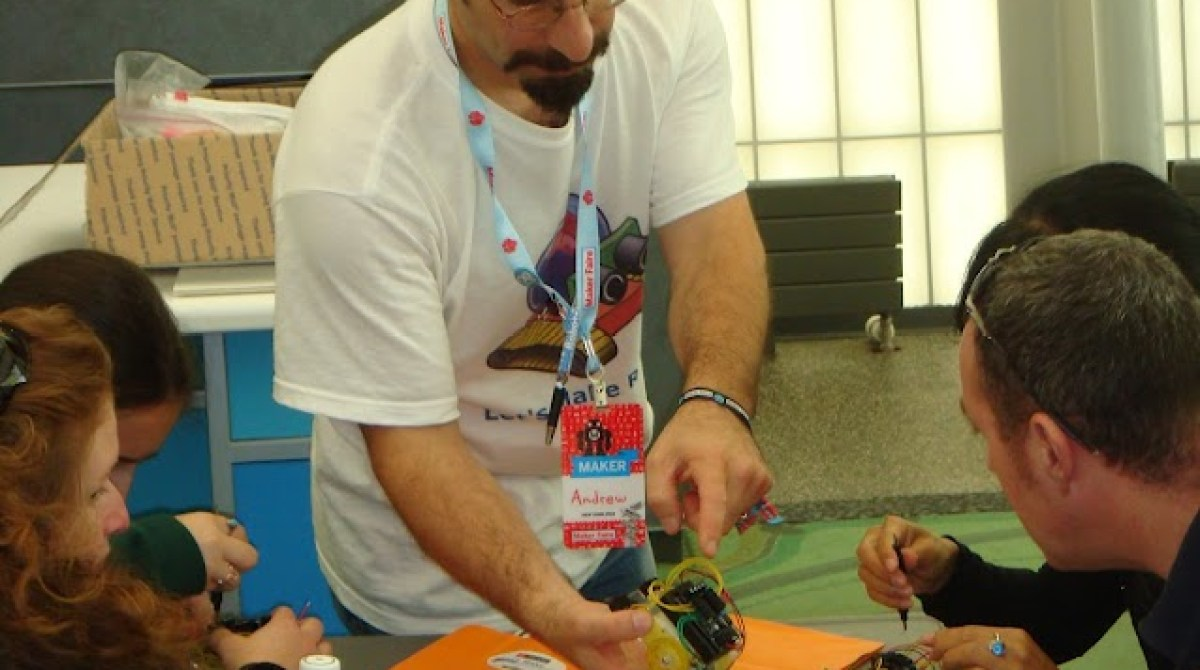Maker Faire as Learning Lab
