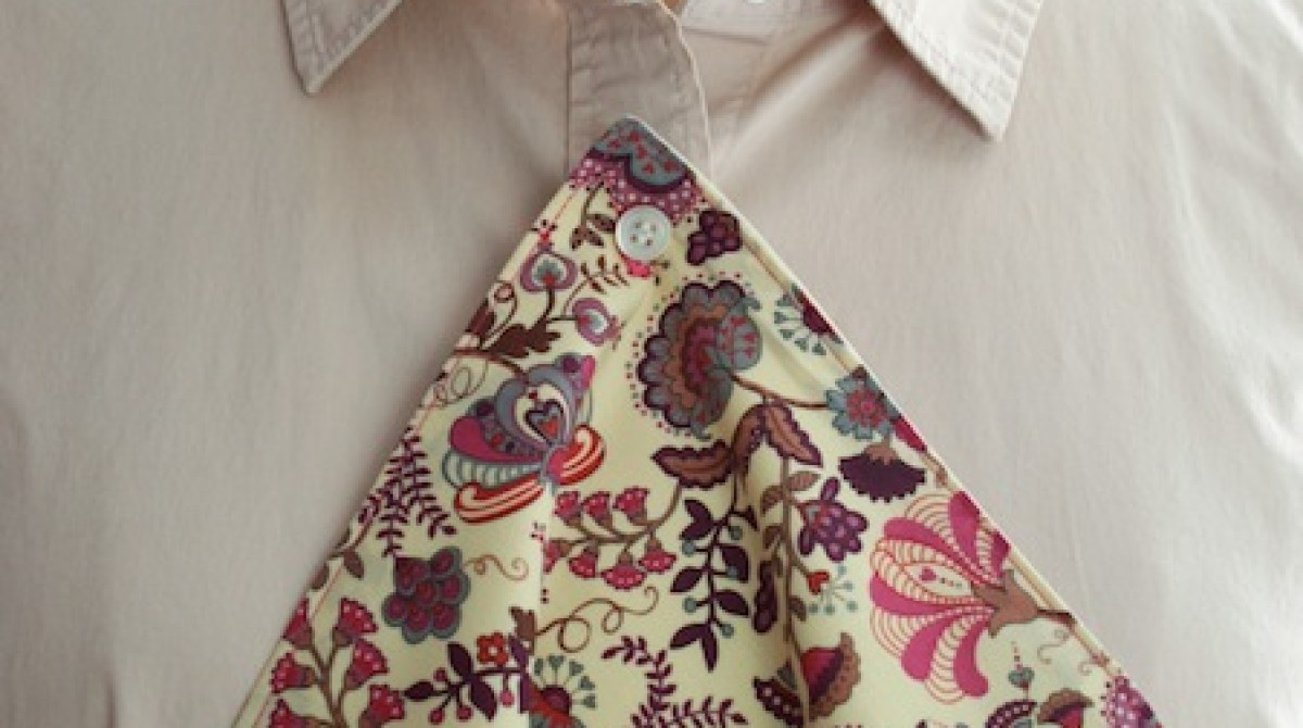 How-To: Buttonhole Napkins