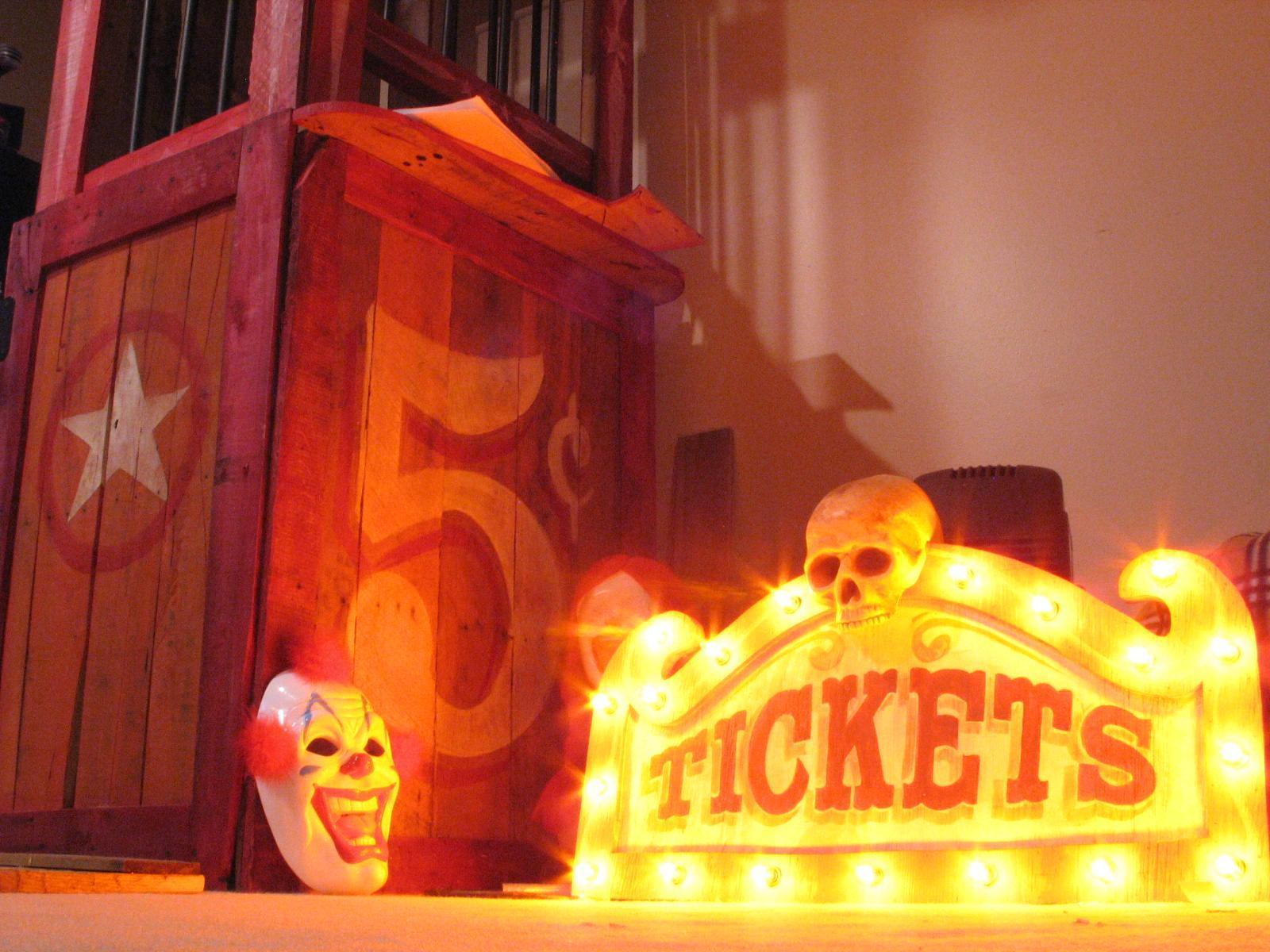 Halloween Highlight Reel, Part I – Haunts