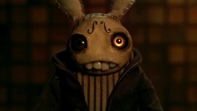 The Maker, a Stop-Motion Film by Christopher Kezelos
