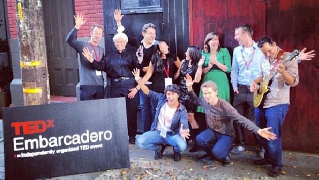 TEDx Embarcadero 2012