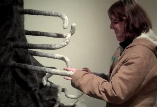 Maker Faire New York: Interactive Creature