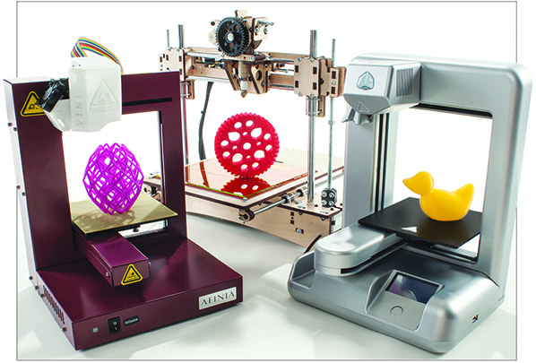Holiday Gift Guide 2012: 3D Printing