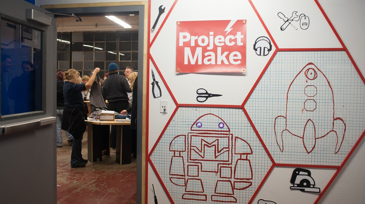 The Analy Community Makerspace Make