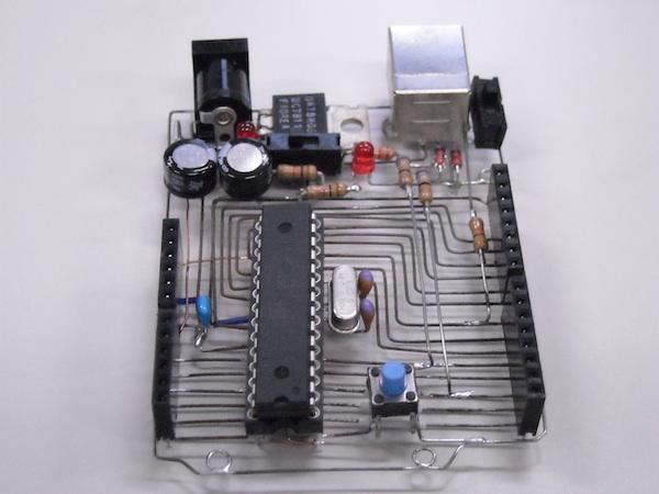 Freeform Arduino Bliss