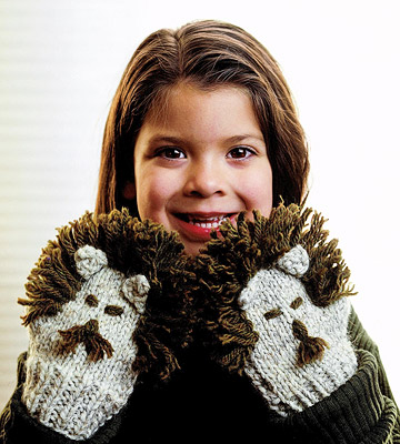 How-To: Lion Mittens