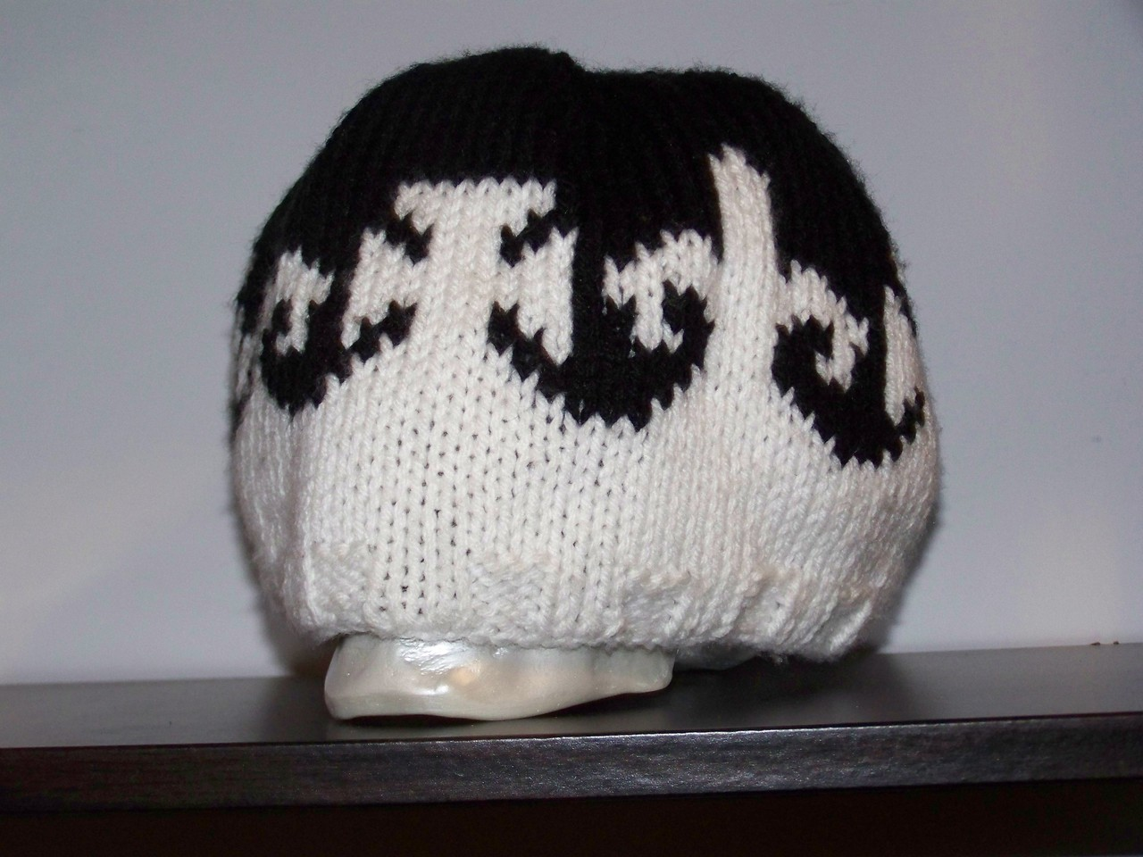 Knitted Crown Hats