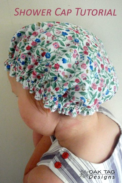 How-To: Reversible Shower Cap