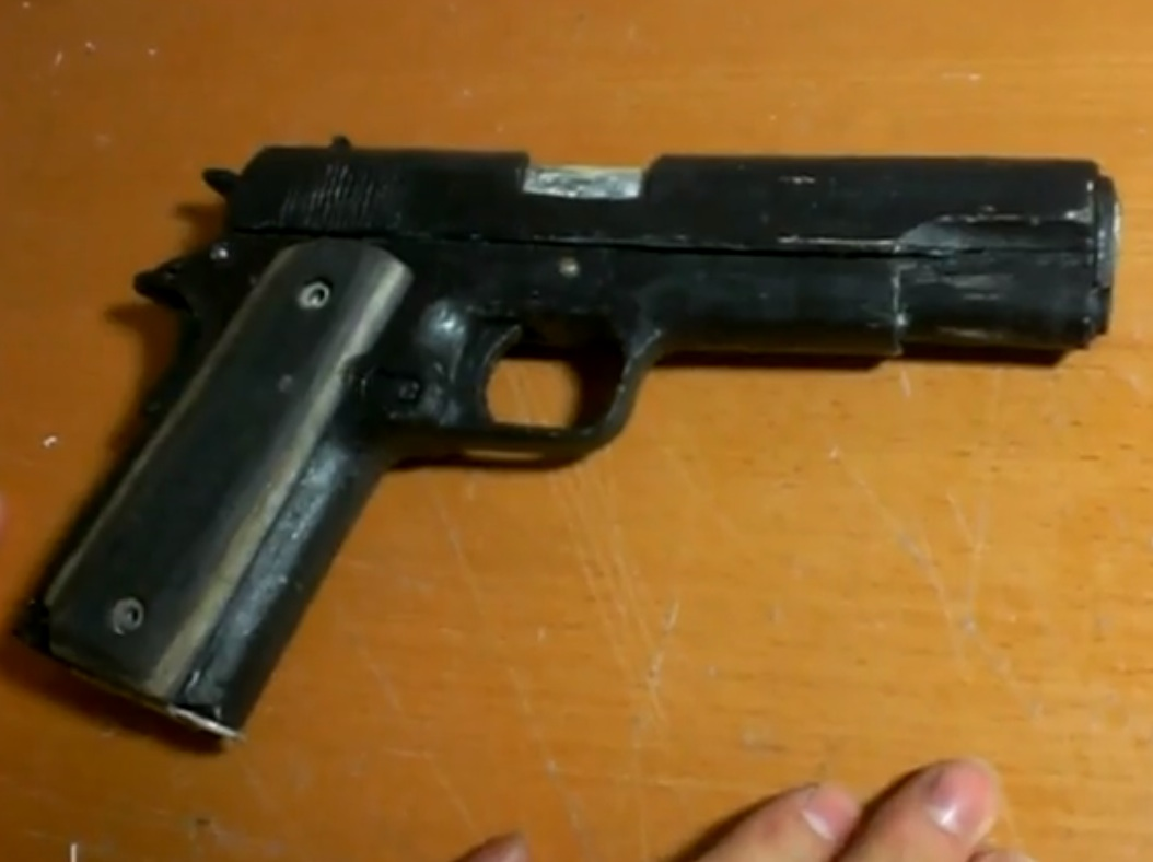 Working Paper M1911 .45 Pistol