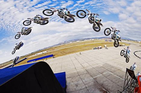 "Red Bull's ""Kluge"" Rube Goldberg Machine"