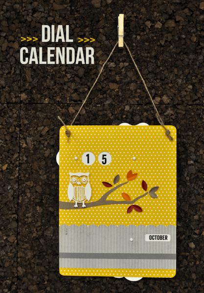 How-To: Dial Calendar