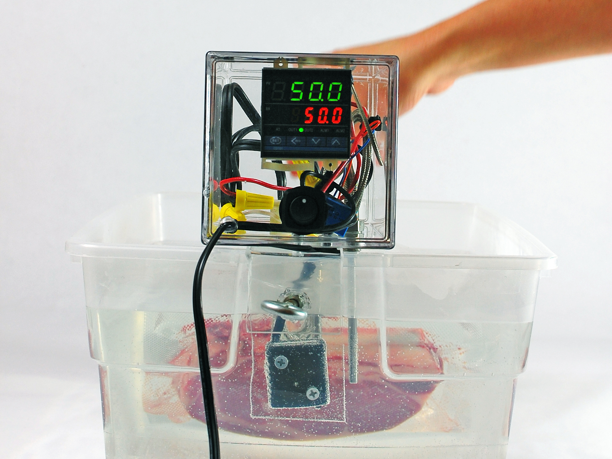Build a $75 Sous Vide Immersion Cooker | Make: