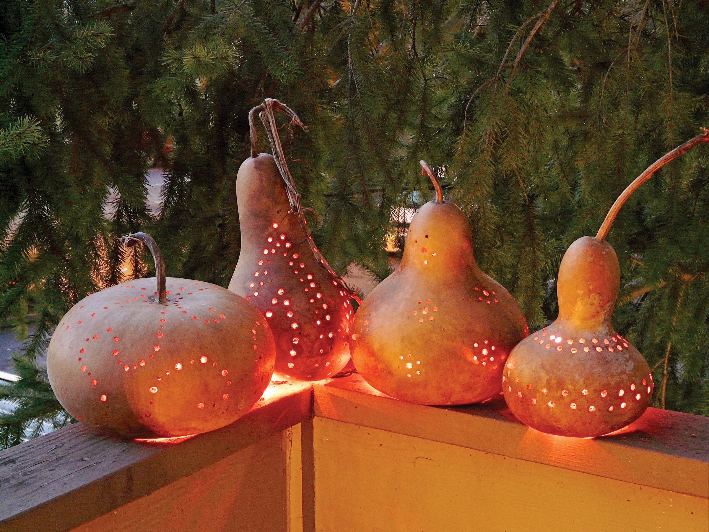Gourd Lanterns