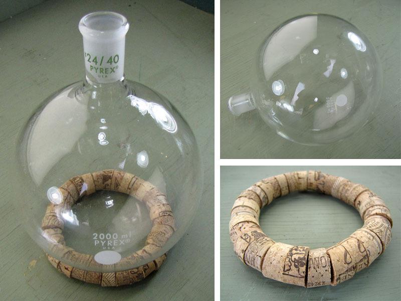 Laboratory Cork Ring