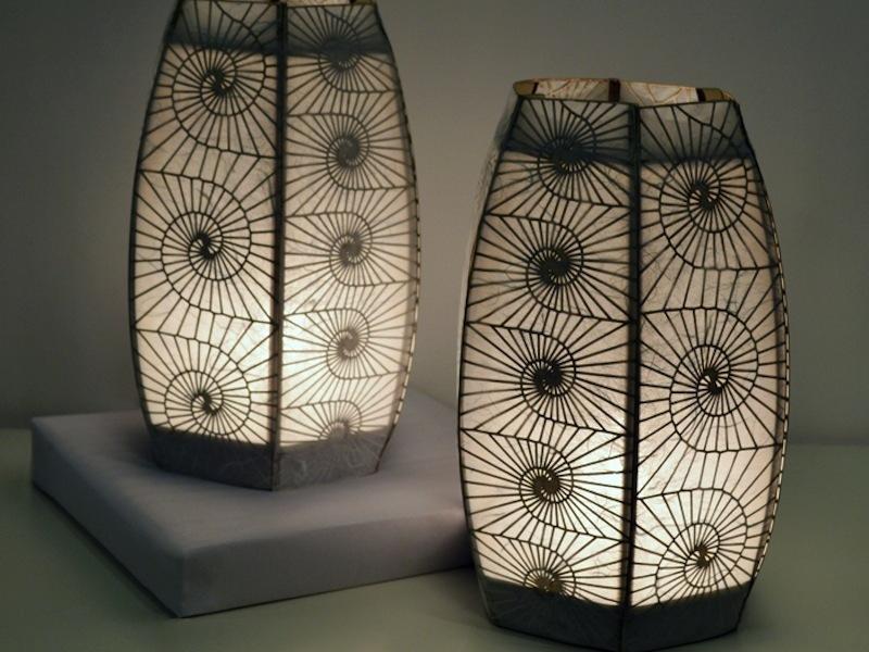 Design by Code: Laser-Cut Lamp