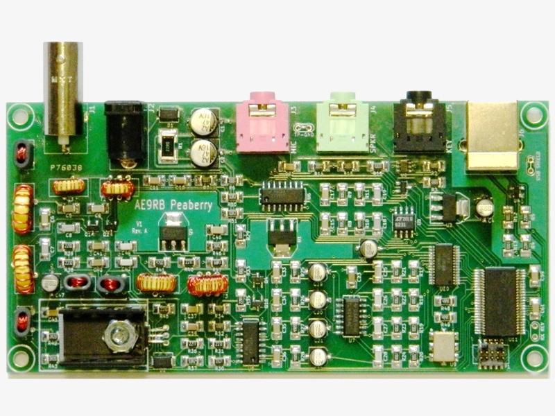 Software Defined Radio Transceiver   Make: