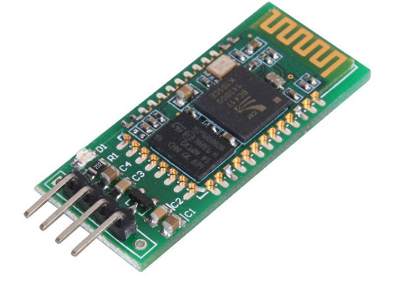 Connect an Arduino to a  Bluetooth Serial Module