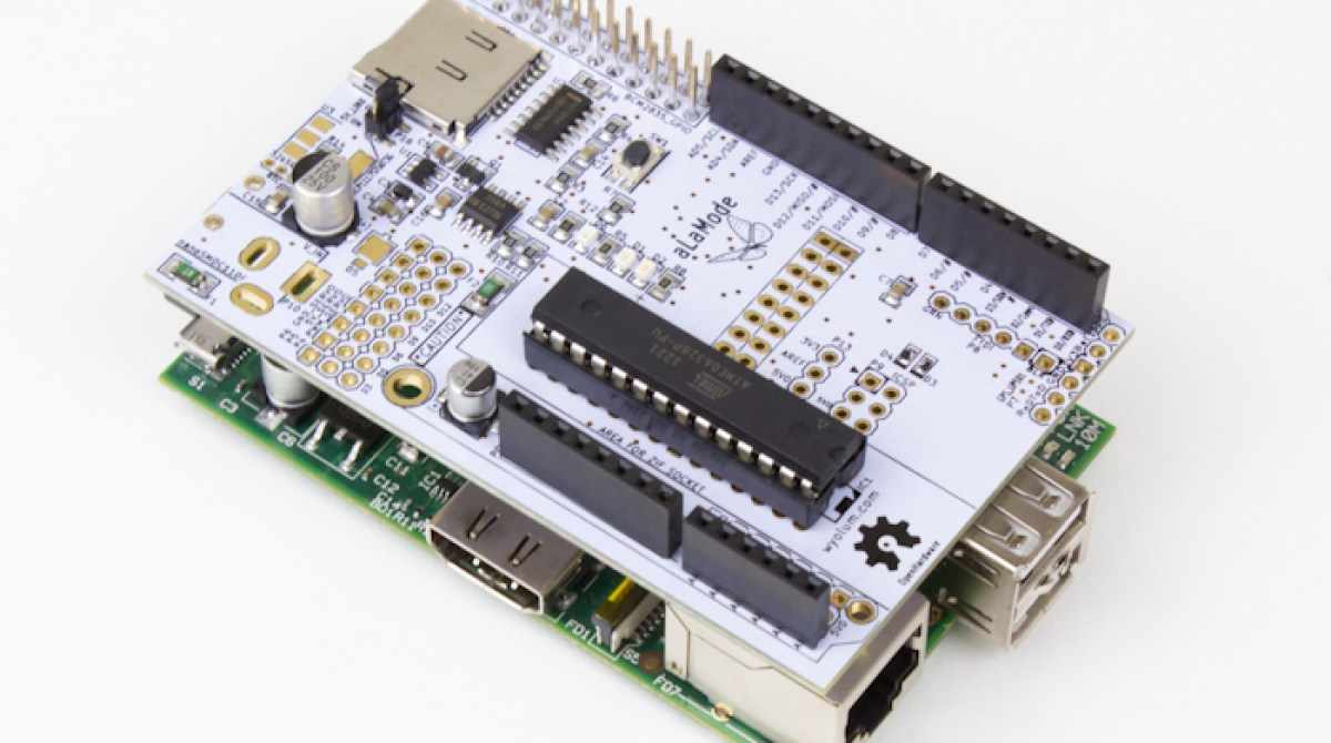 New Product Alamode Arduino Compatible Shield For Raspberry Pi Make Circuit Board Arduinocompatible Article Featured Image