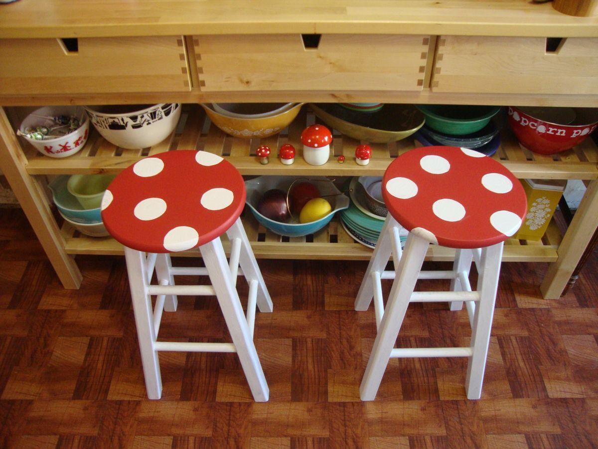 How-To: Mushroom Stool