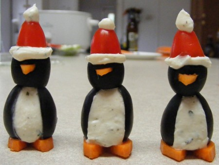 How-To: Christmas Party Penguins