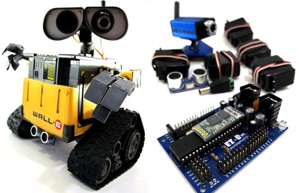 Hack These Toys Into Robots Robotics Make