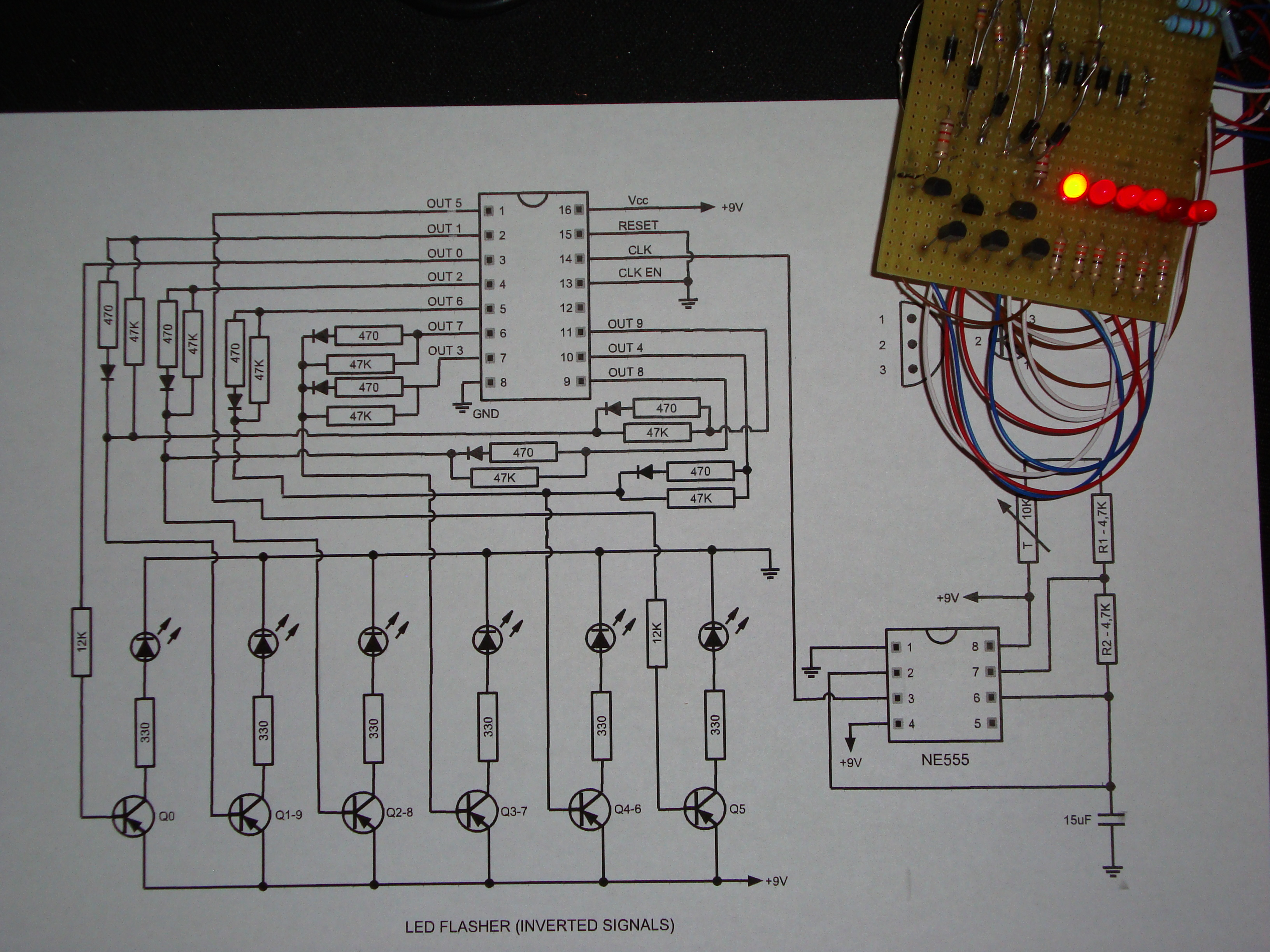 LED Shift Register | Make: