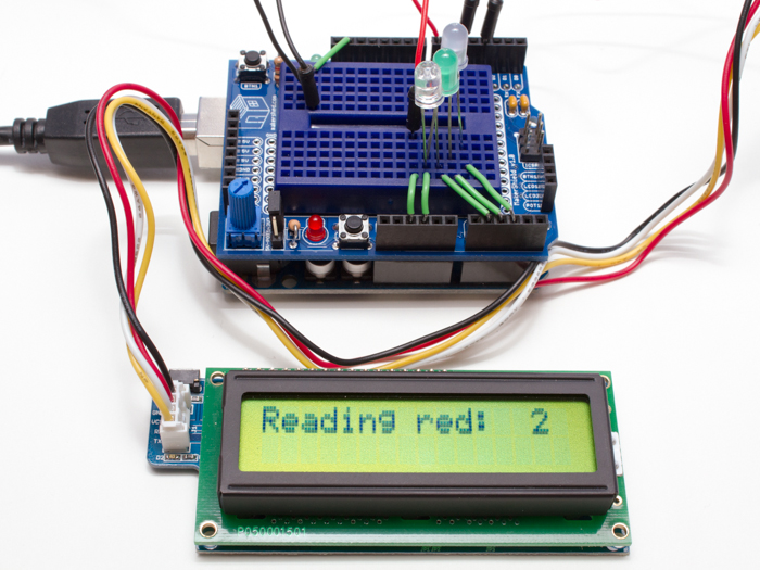 LED Atmospheric Analyzer Kit Now Available In The Maker Shed