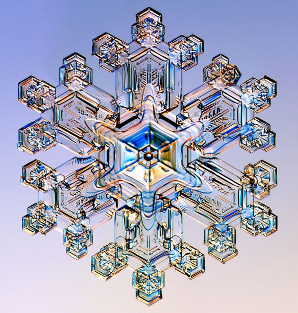 The Chemistry of Snowflakes