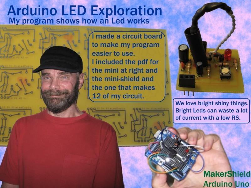Arduino LED Exploration