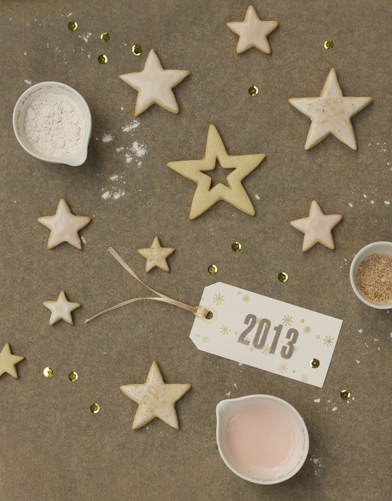 Classic Sugar Cookies for 2013