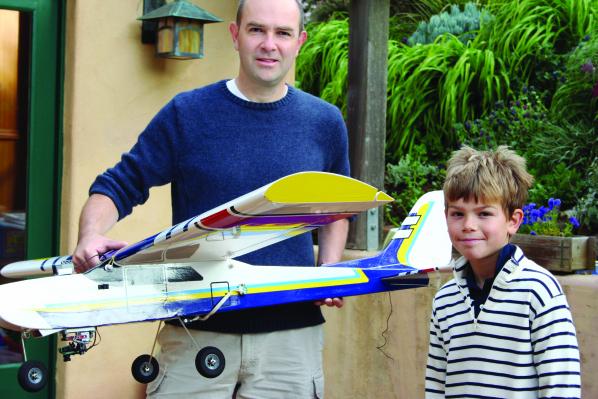 Homebrew — My Lego UAV