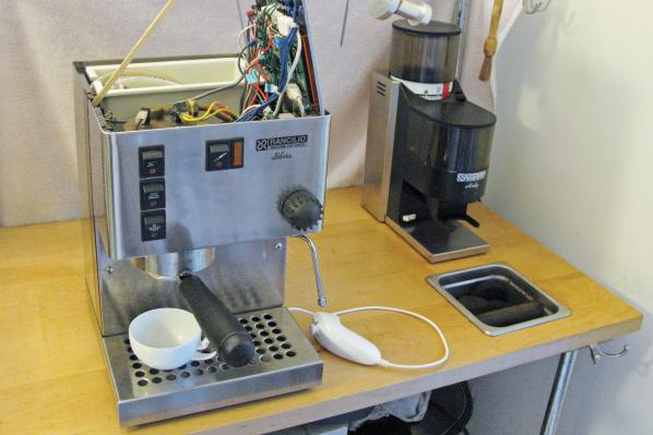 My Own Arduino Espresso Machine