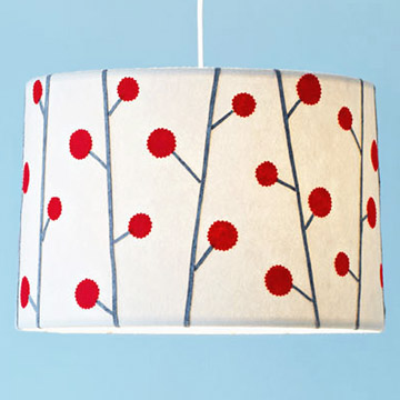 How-To: Modern Paper Lampshade