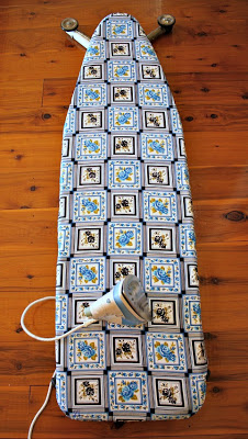 How-To: Reversible Ironing Board Cover