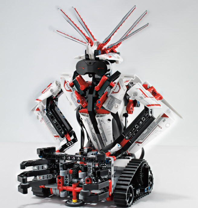 Next-Gen Lego Mindstorms Set Announced