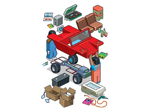 The Open Source Car: A Design Brief