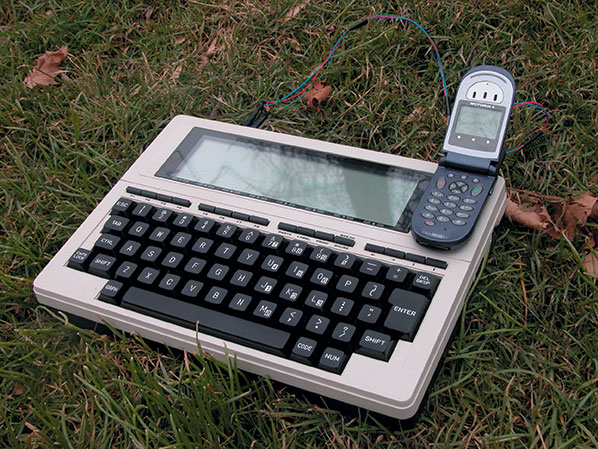Retrocomputing — The Laptop That Wouldn't Say Die