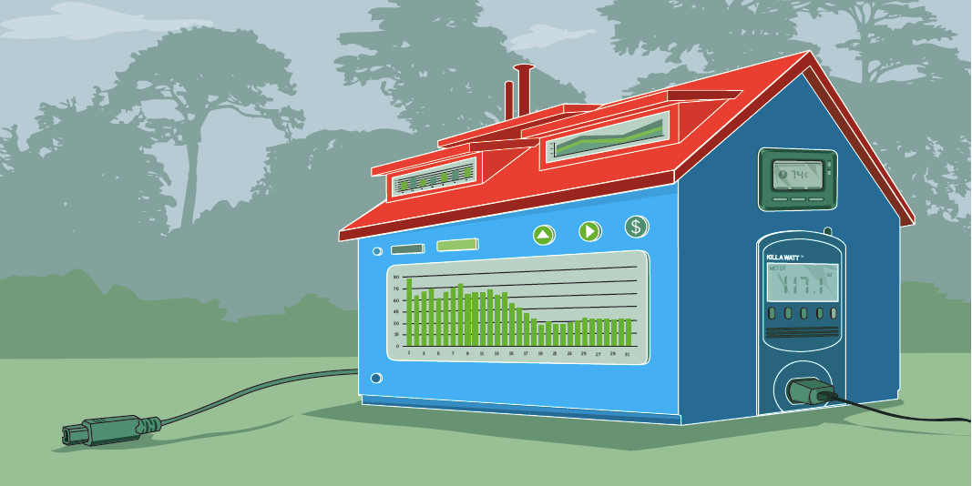 Home Energy Dashboards