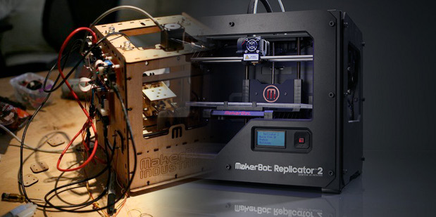 Five Trends in 3D Printing