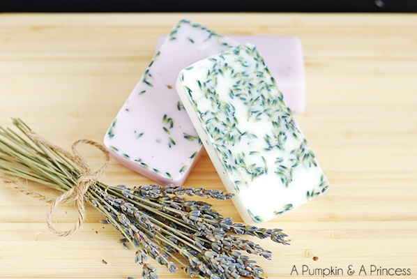 How-To: Homemade Lavender Soap