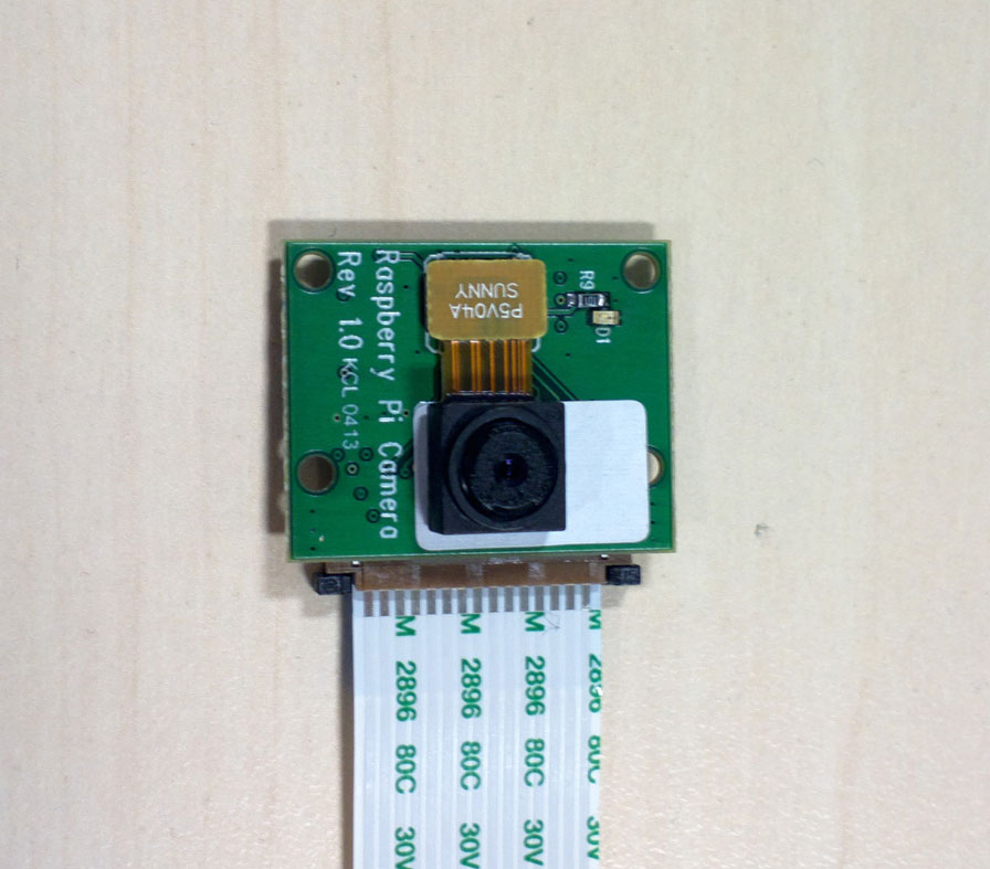 Raspberry Pi Camera Module Is Almost Ready for Its Close Up