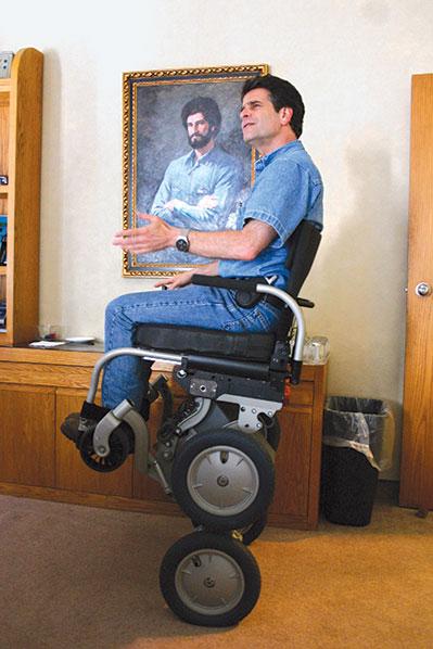 Dean Kamen — The Dean of Engineering